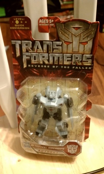 Transformers Bluesteel Sideswipe Transformers Movie Universe