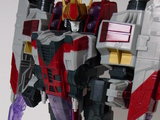 Transformers Starscream Unicron Trilogy thumbnail 17