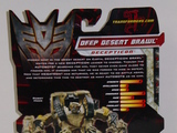 Transformers Deep Desert Brawl Transformers Movie Universe thumbnail 1
