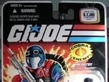 G.I. Joe Infantry - Cobra Viper 25th Anniversary