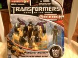 Transformers Decepticon Drag Strip w/ Master Disaster  Transformers Movie Universe