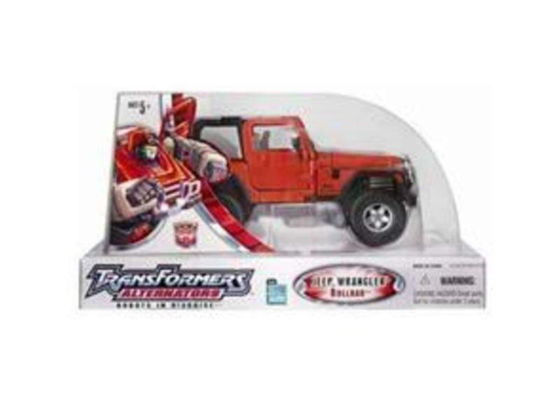 Transformers Rollbar Alternators
