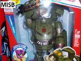 Transformers Bulkhead Animated thumbnail 20