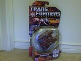 Transformers Warpath Classics series thumbnail 0