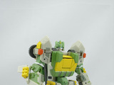 transformers Warbots: Defender Fans Project