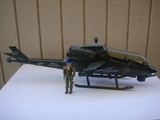 G.I. Joe Dragon Fly XH-1 Classic Collection