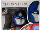 Transformers Optimus Prime (SDCC Exclusive) Miscellaneous
