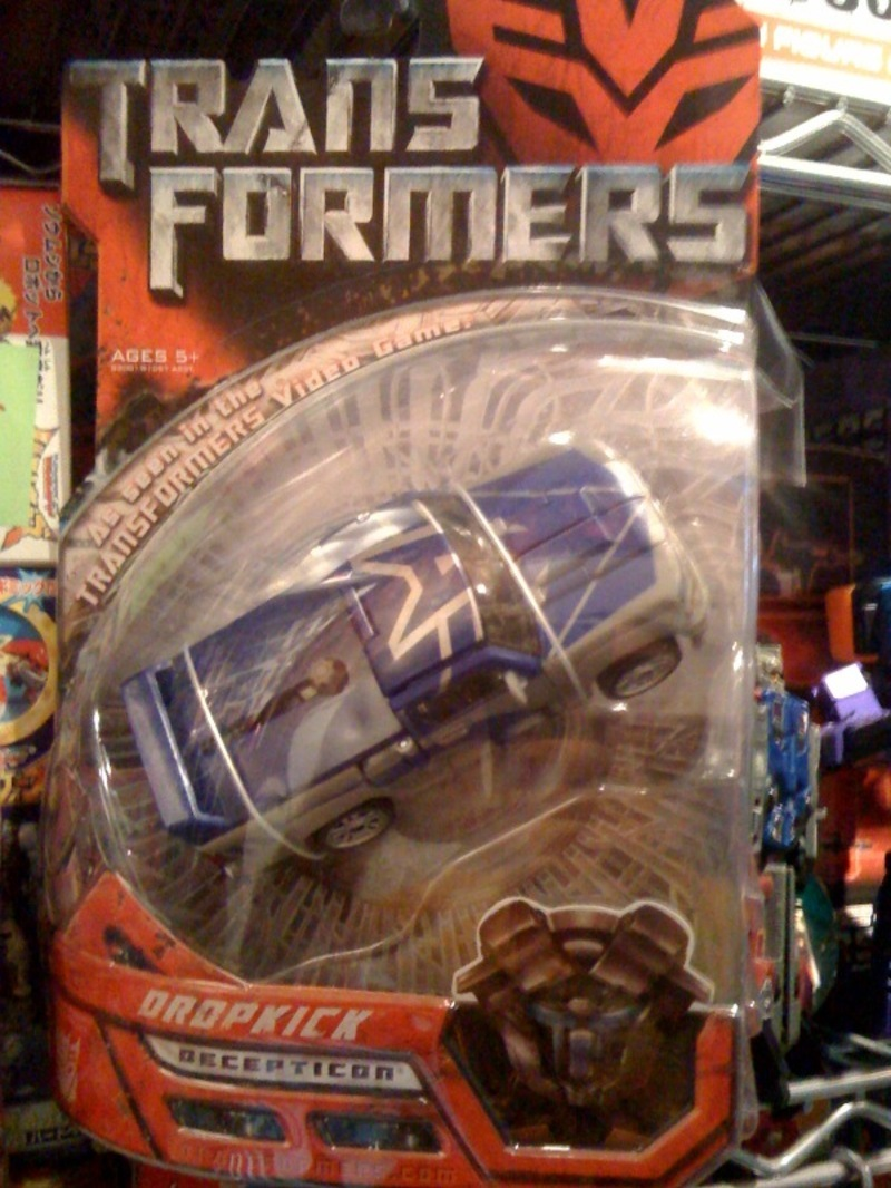 Transformers Dropkick Transformers Movie Universe