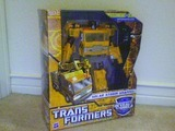 Transformers Solar Storm Grappel Classics Series image 0