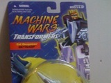 Transformers Skywarp Machine Wars