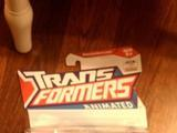 Transformers Jazz Animated