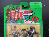 G.I. Joe Recondo - Iron Grenadier G.I. Joe Vs. Cobra