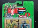 G.I. Joe Kamakura vs. Night Creeper G.I. Joe Vs. Cobra