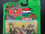 G.I. Joe Beachhead vs. Cobra Sand Viper G.I. Joe Vs. Cobra