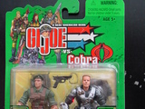 G.I. Joe Flint - Black Out G.I. Joe Vs. Cobra