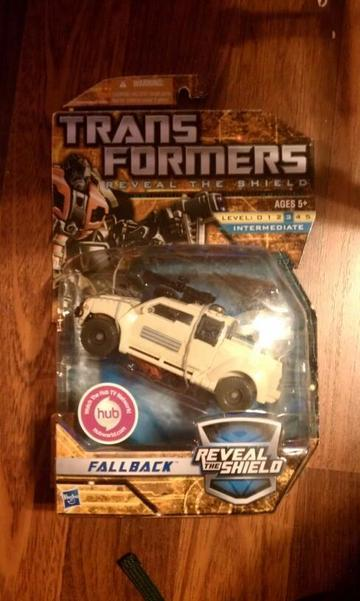 Transformers Fallback Classics Series