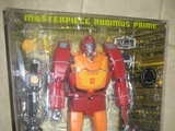 Transformers TRU exclusive Masterpiece Rodimus Prime with Offshoot Classics Series 4eacdf5d5378e100010001d5