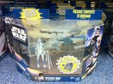 Star Wars Barc Speeder Bike with Clone Trooper Jesse Episode II - Attack of the Clones