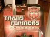 Transformers Autobot Hound Classics Series