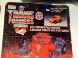 Transformers Gears Generation 1