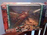 Transformers VS-17: BigMos vs. Autostinger Beast Era (Takara) thumbnail 0