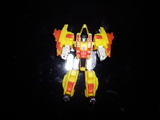 Transformers Sunstorm Unicron Trilogy