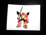 Transformers Predaking (Generation 1) Titanium