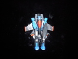 Transformers Thundercracker Unicron Trilogy