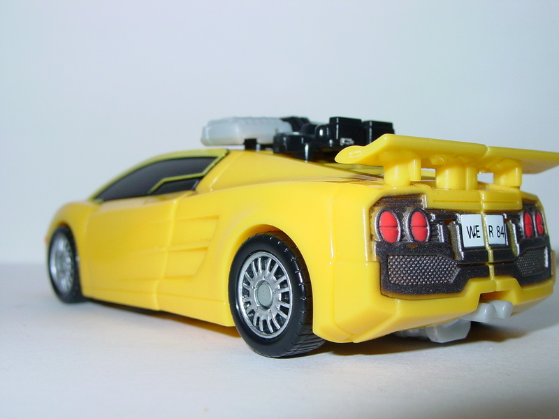 Transformers Sunstreaker Classics Series