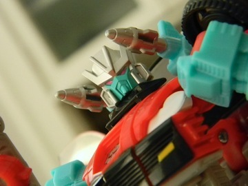 Transformers Rapido BotCon Exclusive