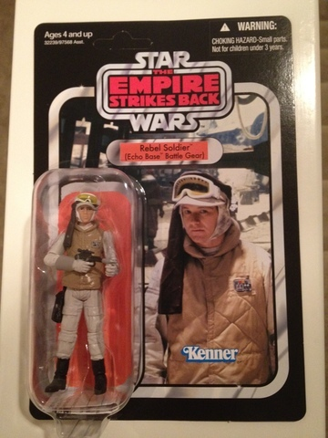 Star Wars Echo Base Trooper Vintage Collection (2010+)