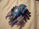 Transformers Nautilator Generation 1