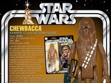 Star Wars Chewbacca - Jumbo Vintage Kenner Figure Gentle Giant