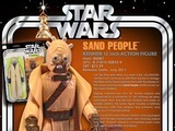 Star Wars Tusken Raider (Sand People) - Jumbo Vintage Kenner Figure Gentle Giant