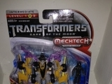 Transformers Decepticon Dragstrip w/ Master Disaster Transformers Movie Universe