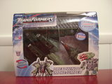 Transformers Dreadwind &amp; Smokejumper Car Robots
