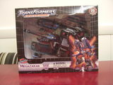 Transformers Megazarak BotCon Exclusive