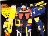 Transformers Omega Supreme Unicron Trilogy