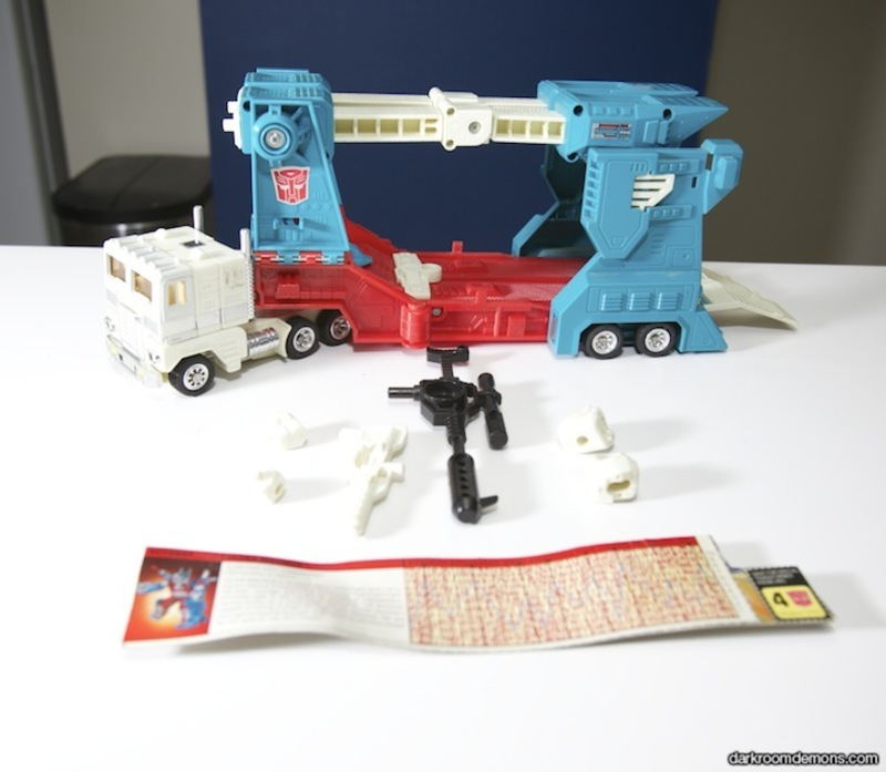 Transformers Ultra Magnus Generation 1