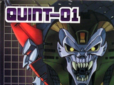 transformers Quint-01: Quintesson Judge Impossible Toys