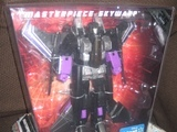 Transformers Masterpiece Skywarp Generation 1 (Takara)