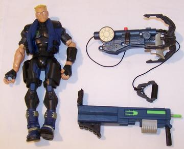 G.I. Joe Duke Sigma Six