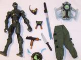 G.I. Joe Snake Eyes Sigma Six thumbnail 0