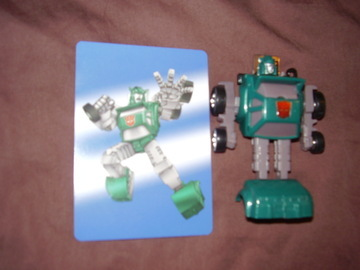 Transformers Tap-Out BotCon Exclusive