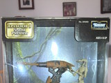 Star Wars Stap and Battle Droid with Firing Laser Missiles Power of the Force (POTF2) (1995)