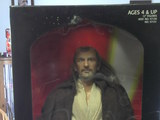 Star Wars Qui-Gon Jinn with Lightsaber Episode I - The Phantom Menace