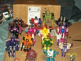 Transformers Transformer Lot Lots thumbnail 814