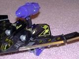 Transformers D-13: Starscream & BB Beast Era (Takara) thumbnail 3