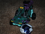 Transformers Hardtop Unicron Trilogy thumbnail 15