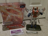 Transformers Masterpiece Starscream Generation 1 (Takara)